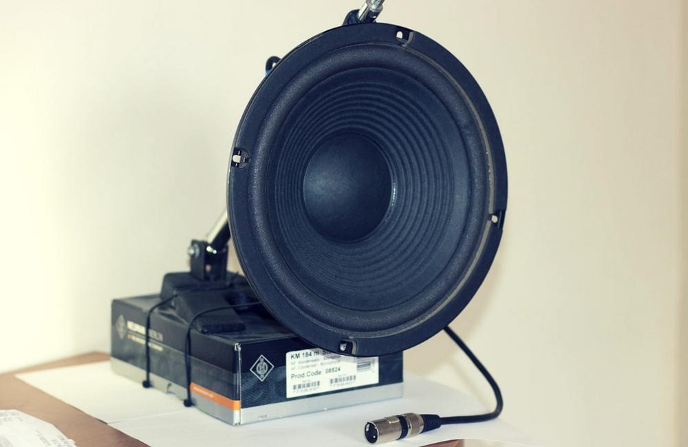 Come Realizzare Microfono Subkick Artigianale